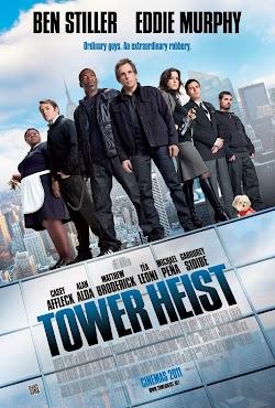 Siêu Trộm Nhà Chọc Trời - Tower Heist (2011) Poster