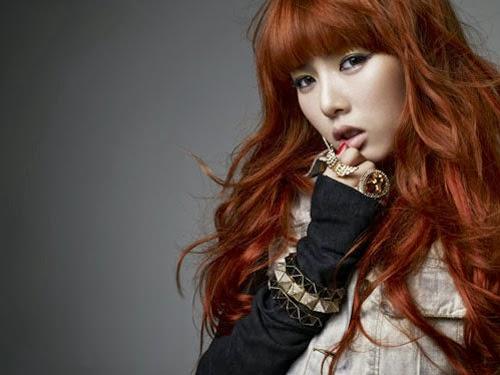 So here's my spotlight on HyunA: