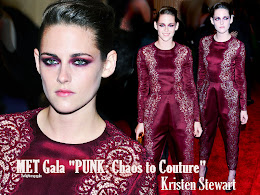 MET Gala - Kristen Stewart