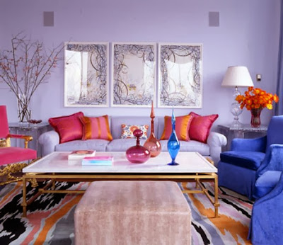 Home Interior Design Color Trends