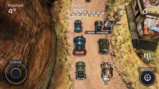 Carmagedon death race el juego para android