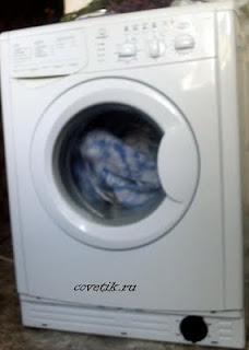 как почистить стиральную машинку
