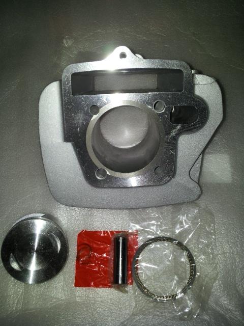 Cylinder Block Kit 53mm Honda Ex5 Dream    Wave 100