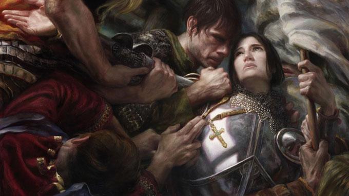 Gurney Journey: Joan of Arc Video