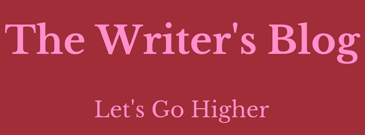 The Writer's Blog