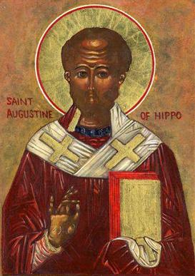 SAN AGUSTÍN Doctor de la iglesia (354-430) Fiesta 28 de Agosto