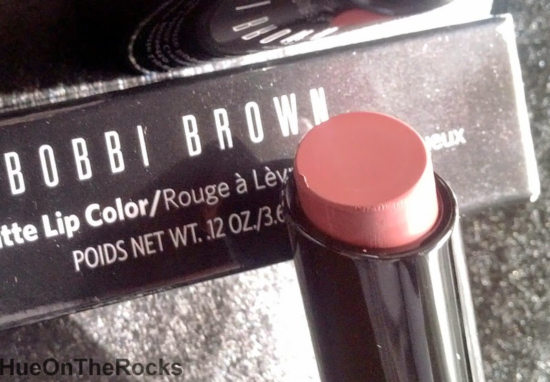 bobbi brown lipstick tawny pink