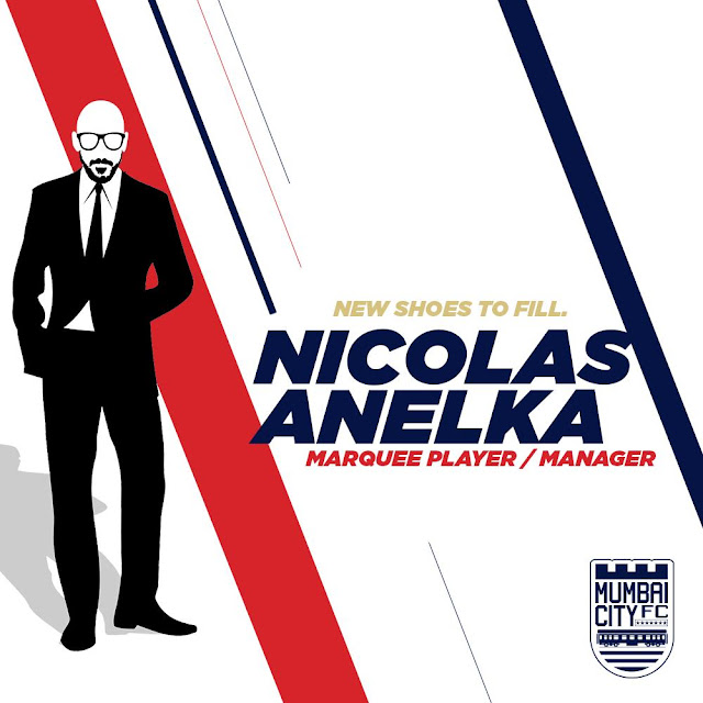 Mumbai City FC announce Nicolas Anelka as marquee player-manager