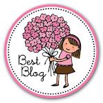 Muchas gracias Raquel♥ Por pensar en Flor&FF para este premio♥♥♥