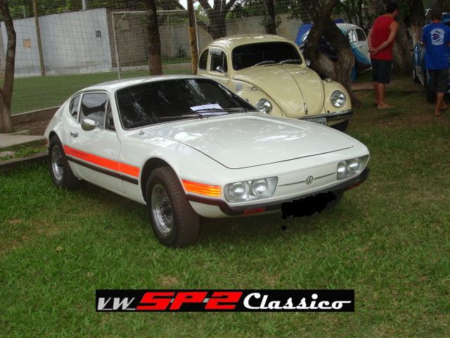 Volkswagen SP2 1976 - branco polar_01