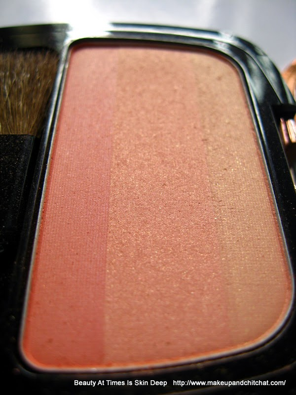L'Oreal Lucent Magique Blush in Sunset Glow Review