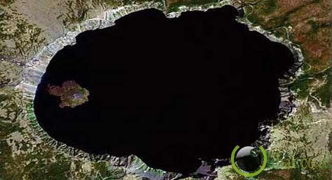 Mistastin Lake, Canada