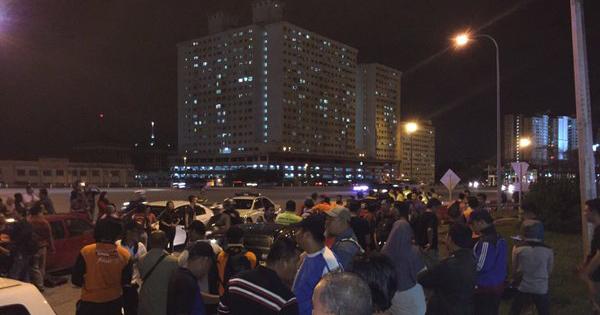 Gambar Berpuluh Ribu Orang Shutdownsungaibesi 1 Malaysia