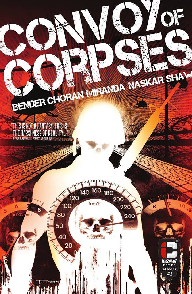 Buy CONVOY OF CORPSES HERE: