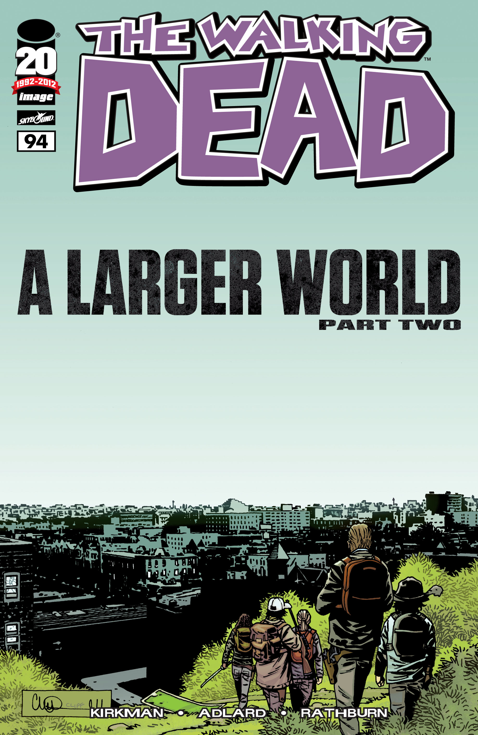 The Walking Dead 94 Page 1