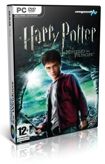 Harry Potter y El Misterio Del Principe PC Full Español Descargar DVD5