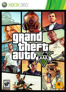 Grand Theif Auto 5 ~ GTA XBOX 360