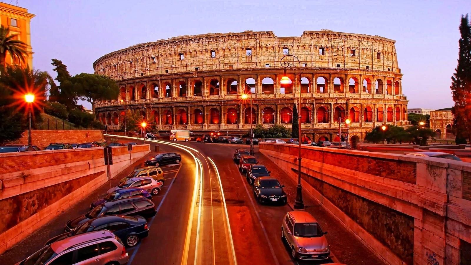 Beautiful Wallpaper Night Colosseum - colosseum-rome-wallpaper  Trends.jpg
