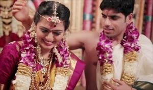 "Wedding Film of Sun TV ""Iswarya"" with ""Pranessh"""