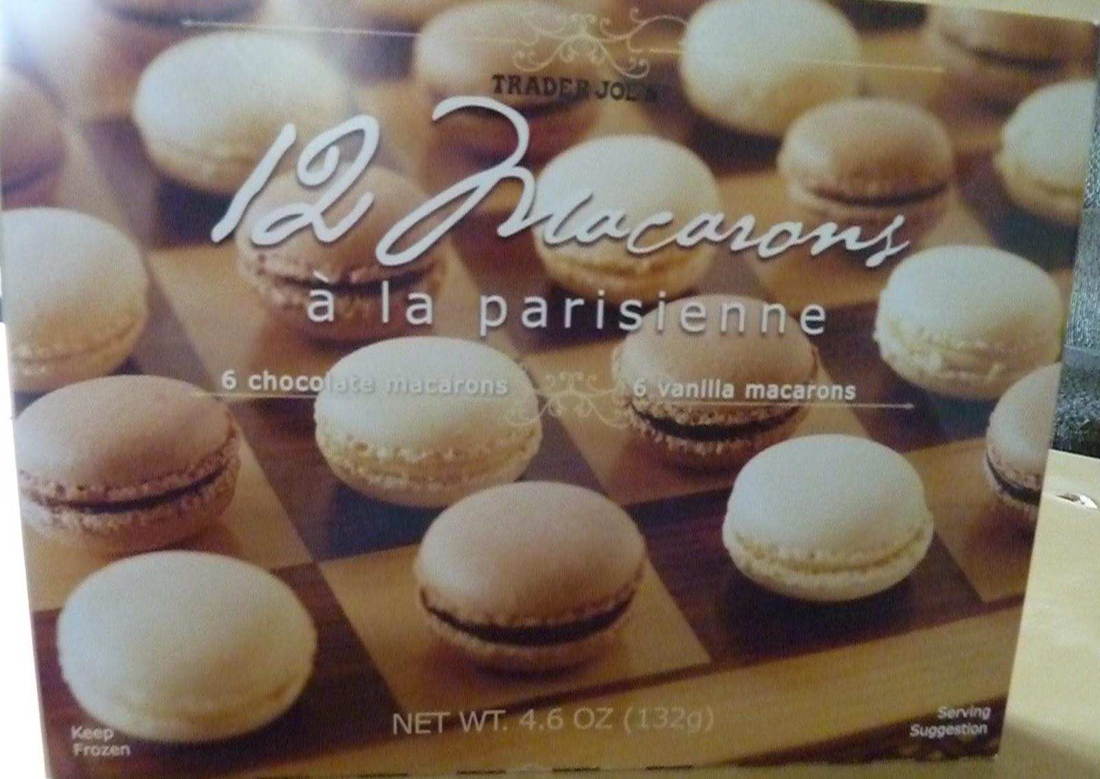 What S Good At Trader Joe S Trader Joe S 12 Macarons A La Parisienne
