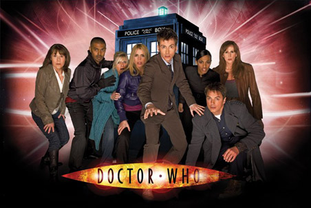 Cast of Dr. Who