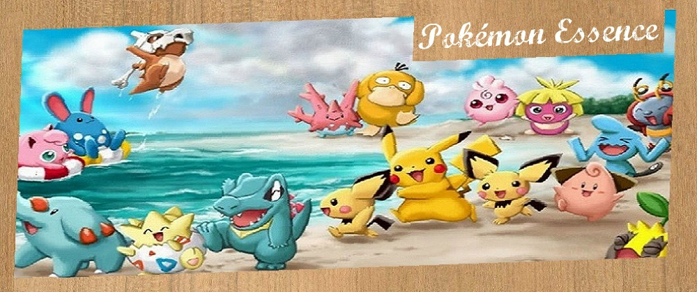 Pokémon Essence