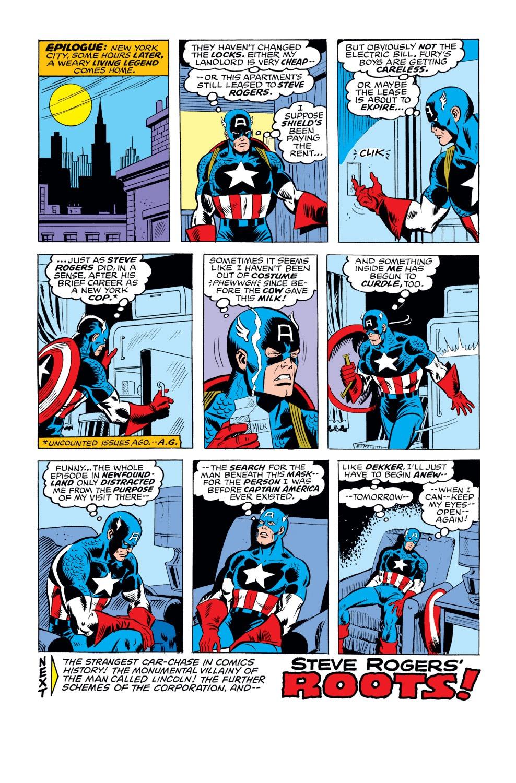 Captain America (1968) Issue #221 #135 - English 13