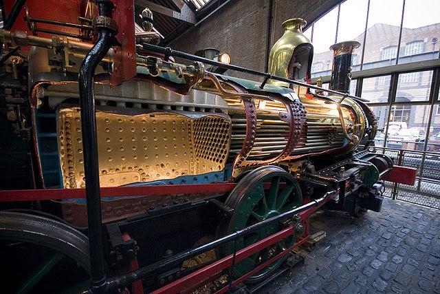 Locomotiva cu aburi