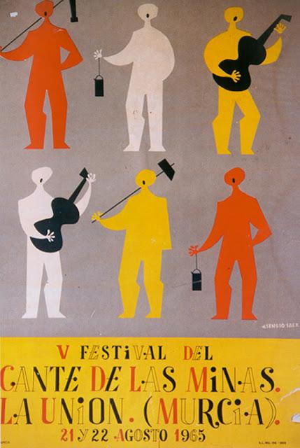 Cante de las minas 1965
