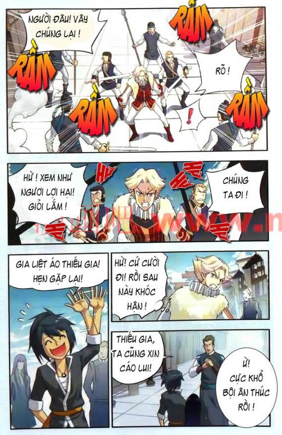 Đấu Phá Thương Khung chap 5 page 18 - IZTruyenTranh.com