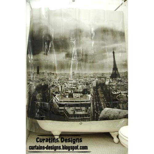 30 Creative shower curtains unique designs, styles, photos 2