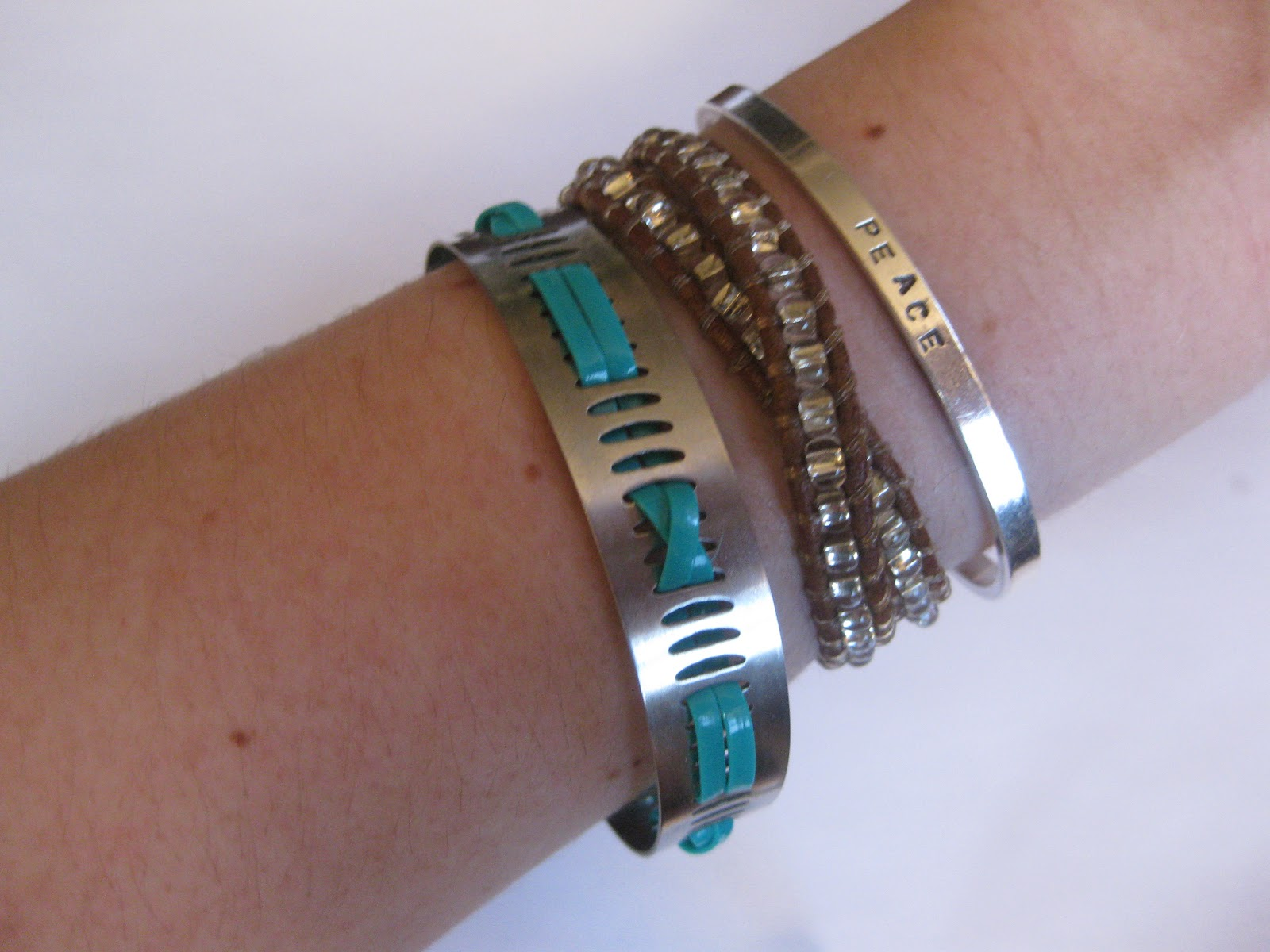 Thanks, I Made It : DIY Hose Clamp Bracelet for Hose Ring Clamp  54lyp