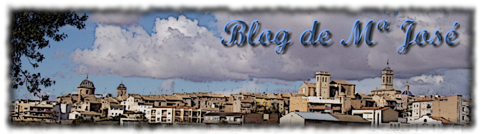 Blog de Mª José