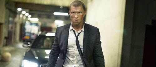 The Transporter Refueled Trailer and Posters