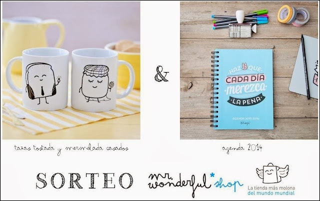 sorteo mr wonderful regalos originales para bodas blog sorteo
