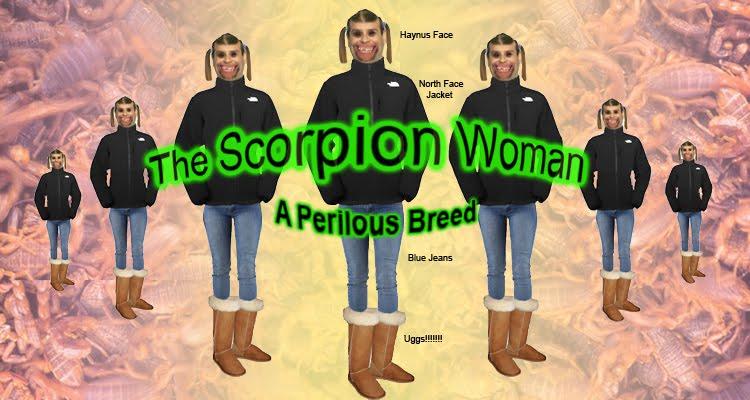 Scorpion Woman