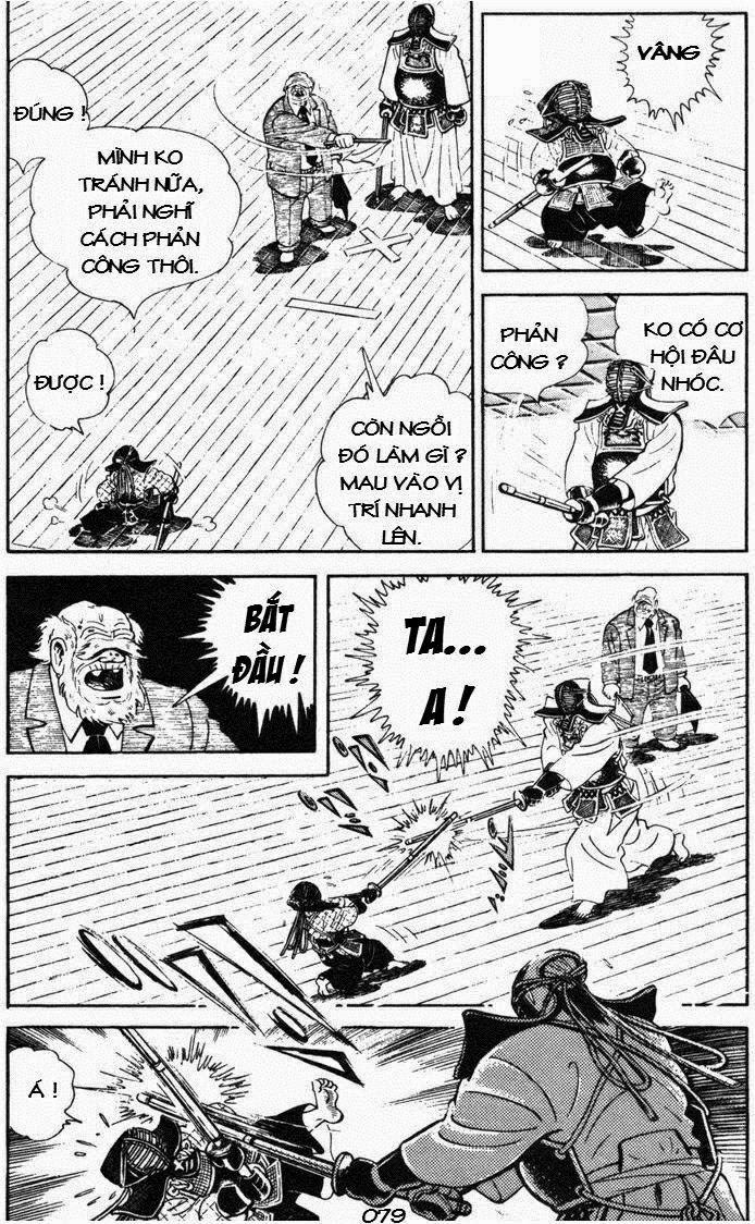 Siêu quậy Teppi chap 50 - Trang 38