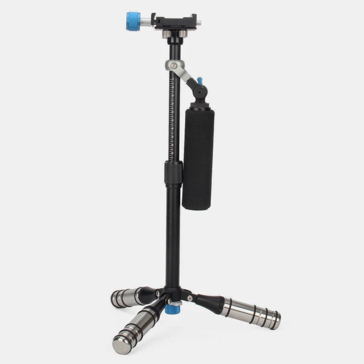 New Handheld Camera Stabilizer Steadicam for DSLR DV Video Camcorder