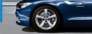 bmw z4 tyres - صور اطارات بي ام دبليو z4