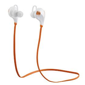 Mpow Swift Sport Headphone Review -Orange