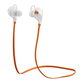 Mpow Swift Sport Headphone Review -Orange