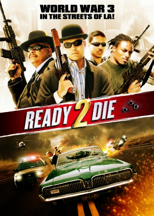 Ready 2 Die (2014) DVDRip 300MB