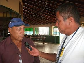 Pimenta do Clube mais um empresario que dá entrevista ao Show do Catireiro.