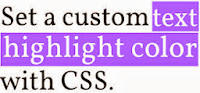 Cara membuat Highlight pada Script/Kode di Postingan