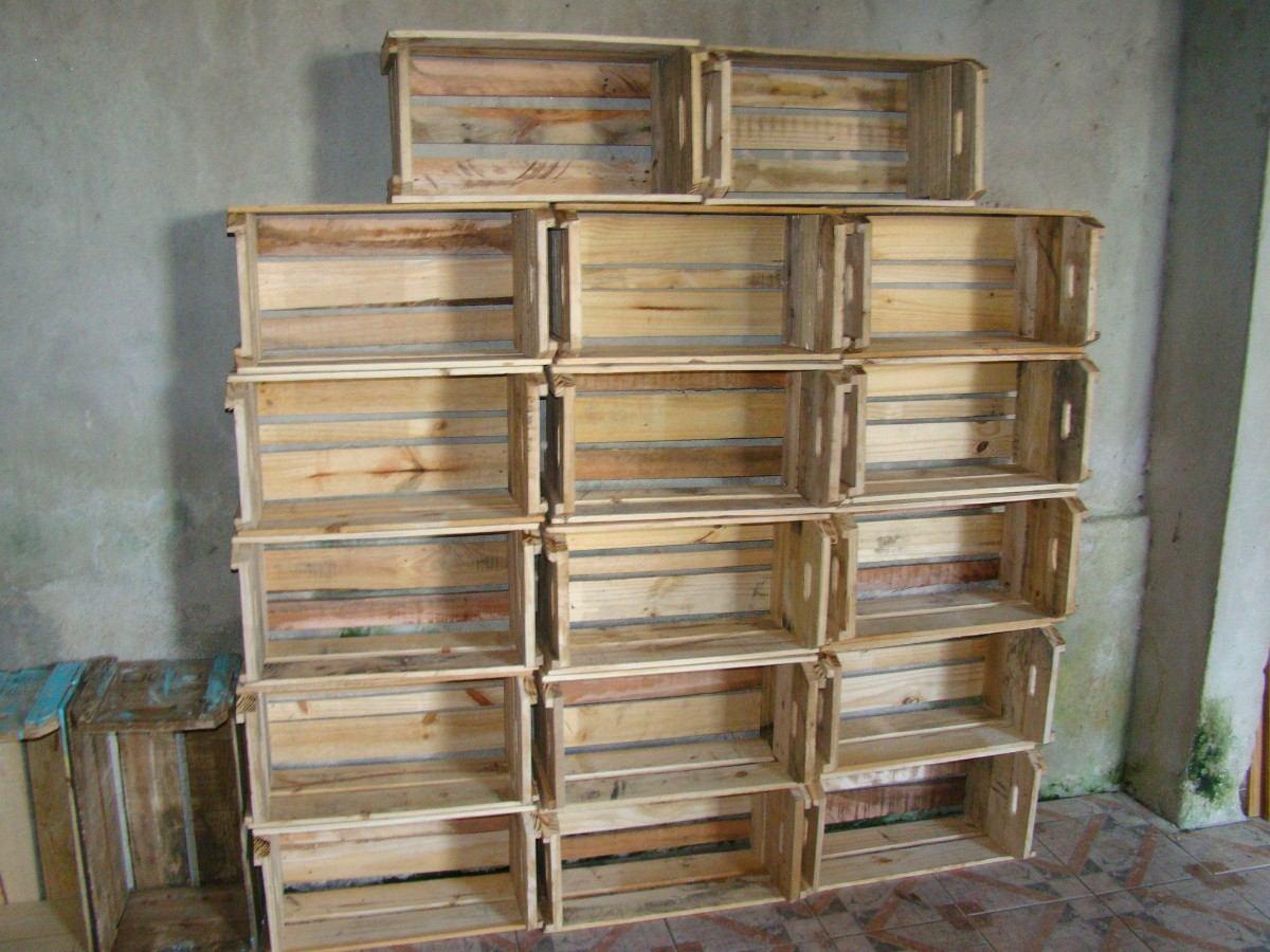 nesses sites tem o passo a passo de como decorar um caixote de feira #866D45 1200x900