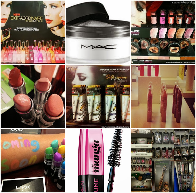 New Beauty Products 2014