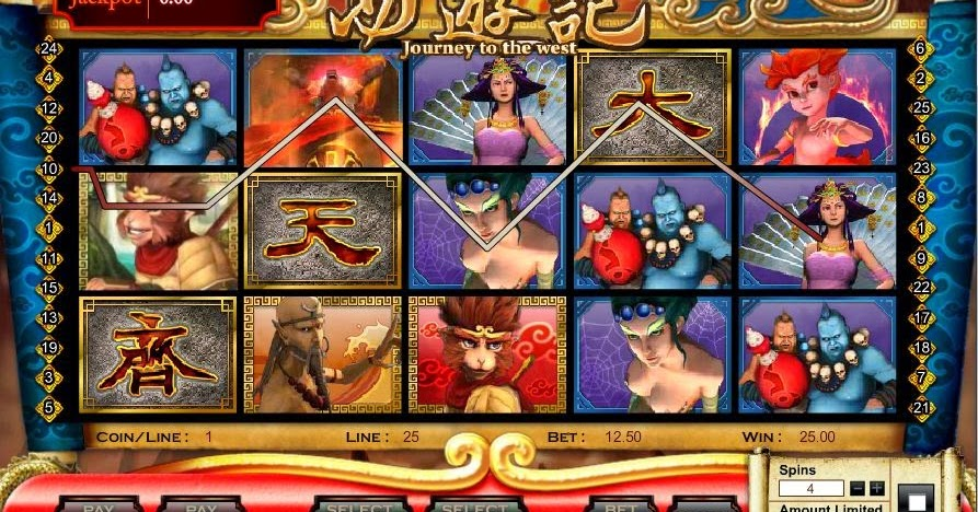 Journey to the West Slots - Play Now with No Downloads