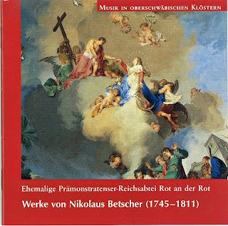 Nikolaus Betscher (1745-1811): Missa brevis g-moll