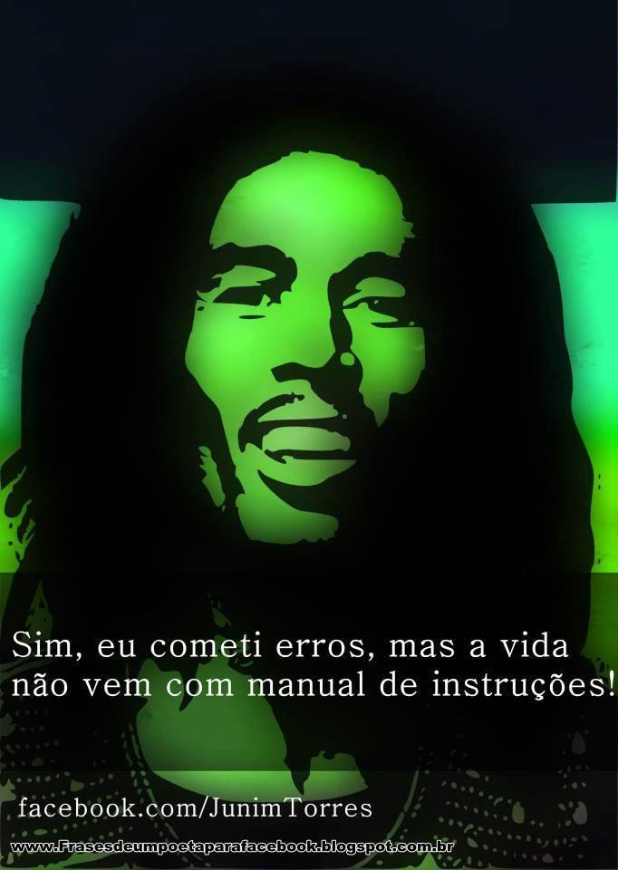 Bob Marley Frases Inesquec  Veis