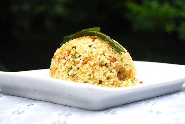 Coconut Quinoa